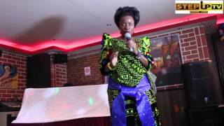 SENGA NANTUME DOING LIVE ON STAGE @FORTUNE BOUTIQUE DUBAI