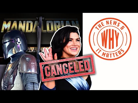 'Mandalorian' Star CANCELED for Warning Against CANCEL CULTURE   The News & Why It Mat