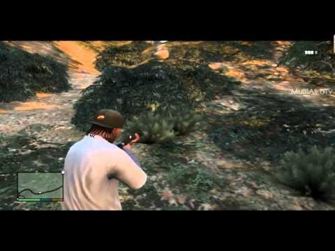 GTA 5 Йети | Bigfoot