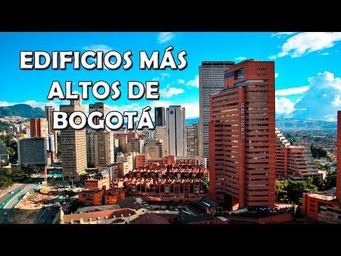 Los 7 Edificios Más Altos de Bogotá 2016