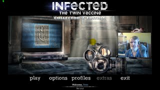 INFECTED - THE TWIN VACCINE : Don