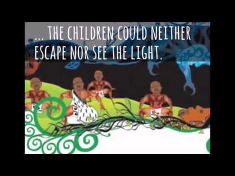 The Maori Creation Myth