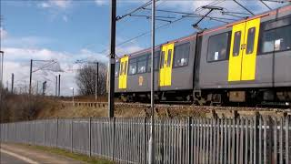 Newcastle Airport to Sunderland City Centre by train