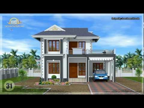 Architecture House Plans Compilation August 2012