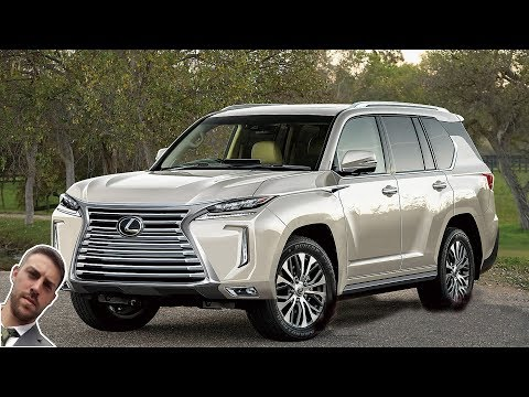 NEW Toyota LandCruiser And Lexus LX 570 Teased | Twin Turbo V6 And Hybrid?