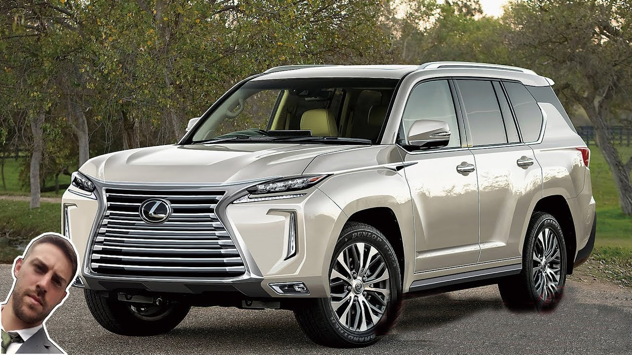 new toyota landcruiser and lexus lx 570 teased