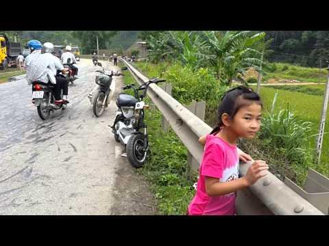 Tai nạn giao thông tại đèo khế yên lãng đại từ th