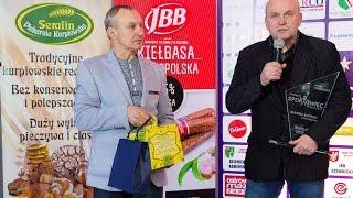 Sportowiec Roku 2016 w Regionie: Nagroda dla Wiesława Orzoła