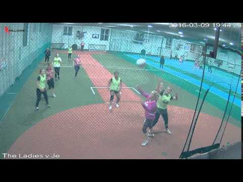 24704 Court1 Willows Sports Centre Cam1 The Ladies v Jelly Tots