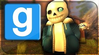 ANIMATRONICS vs ARMY OF SANTA CLAUS (Gmod FNAF Sandbox Funny Moments) Garry's Mod