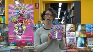 Novedades Febrero 2017 - Manga