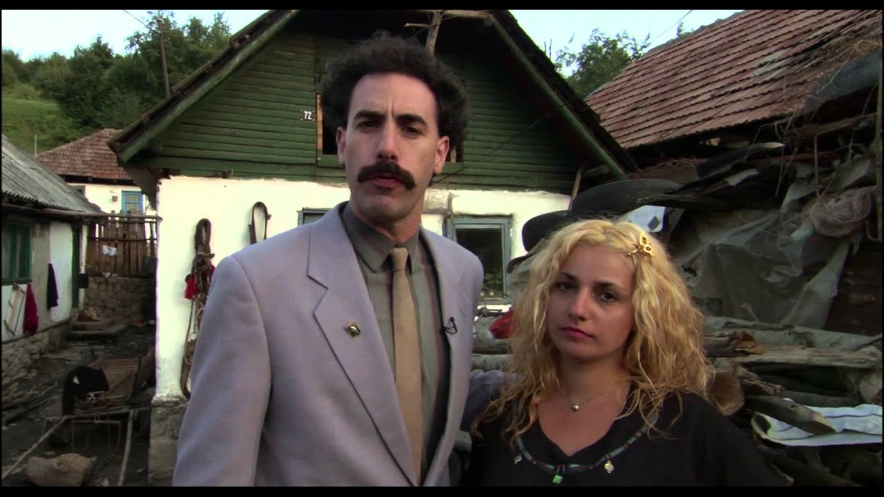 Borat will rent a house in Hollywood 11.10.2011 25