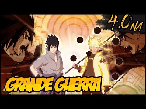 Grande Guerra Ninja | NA | SEMI FINAL | Melhor estrategista do lixão! Até Bugou!