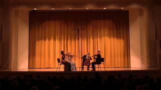 Chiara Quartet Plays Haydn by Heart