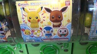 【Gacha】POKEMON☆Mokuro capusle・ポケモン☆モクロー ポケットモンスター【ガチャ】