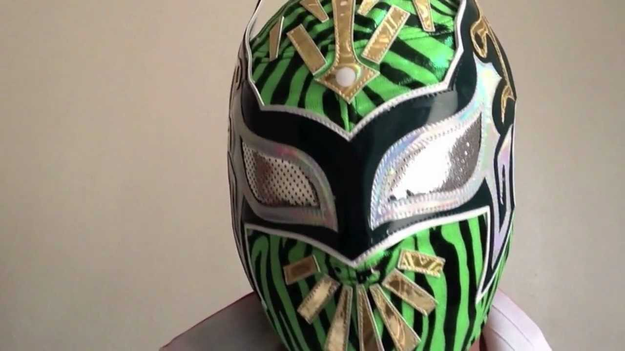 Sin Cara Green Zebra Pro Mask : sin cara costumes for kids  - Germanpascual.Com