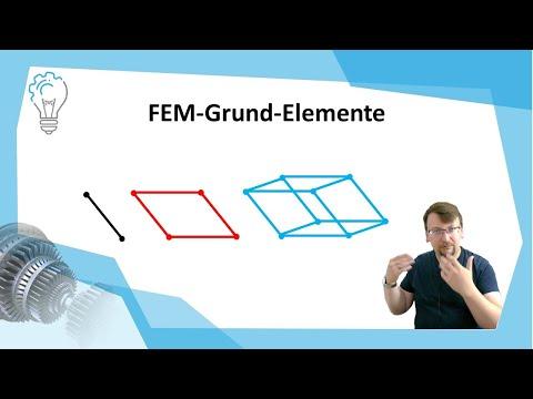 FEM-Grund-Elemente