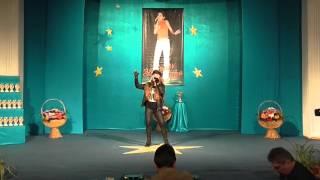 "Katrin Radeva - 8 years old - ""I Can't Let You Go""(Rainbow cover)"