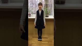 Наталья Просторова «Сочинение о весне»