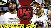 3aaab96cd KWAME BROWN S HALL OF FAME NBA CAREER SIMULATION ON NBA 2K18!! PART ...