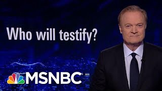 "Comey Hits Back At Barr, Trump: ""Who Will Stand Up?"" 