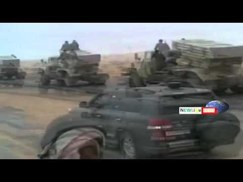 Libyan News 15.05.2012 Al Kufra -Libyan Army troops Back