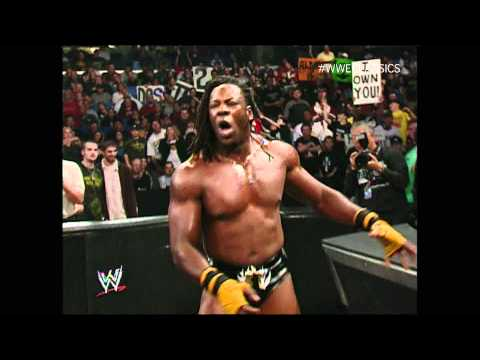 JBL vs Booker T  - Survivor Series 11/14/04