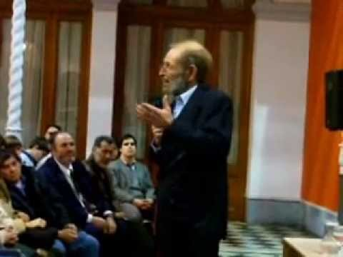 Alejandro Atchugarry en el 1er. Curso de Formación...
