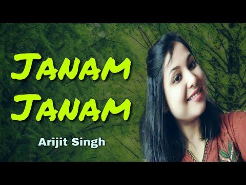 janam-janam---dilwale shahrukh-khan kajol cover niribili-kakoti-(plz-use-headphones)