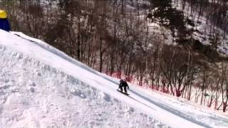 Best of Snowboarding: Best of high jumps, big air