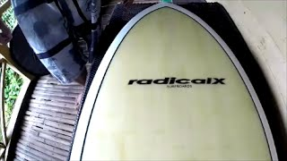 Rex's Surfboard & Guitar Shop in Bayawan, Philippines