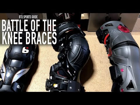 Battle of the Knee Braces | BTO Sports Warehouse Review