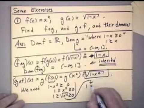 Calculus I - Lecture 02