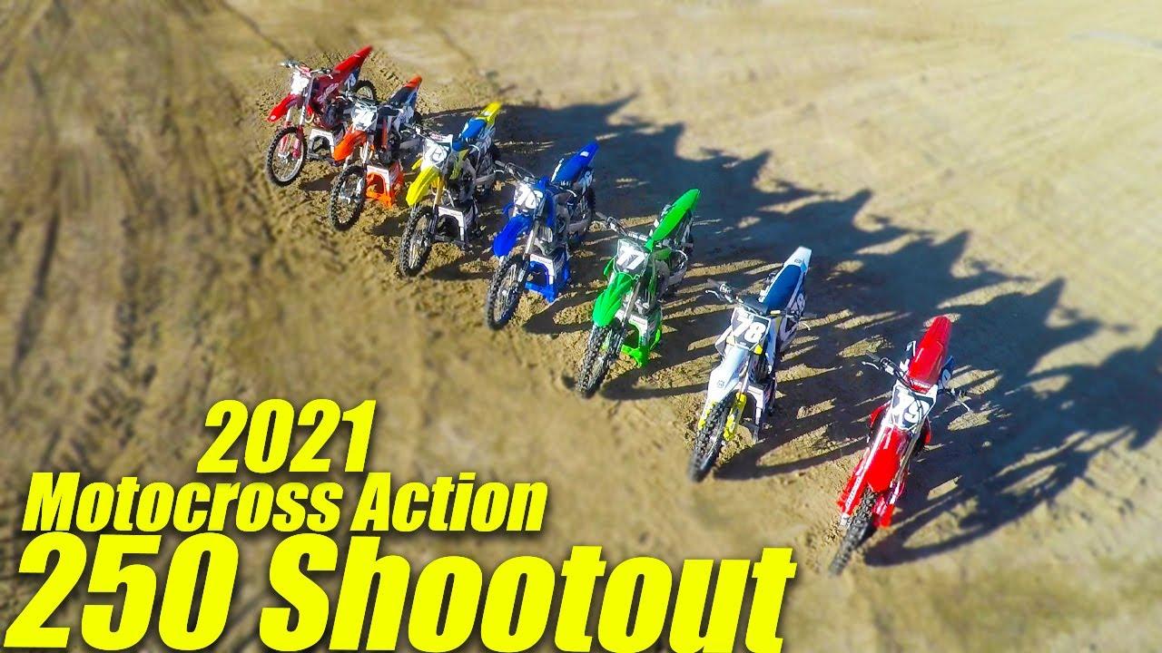 MXA's 2021 250 Shootout!