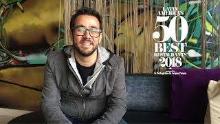 Meet Jesús Escalera from La Postrería – Latin America's Best Pastry Chef 2018