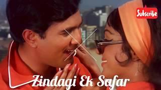 Zindagi Ek Safar Hai Suhana Notes Sargam in Hindi