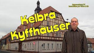 Kelbra/Kyffhäuser🏰⛲🏊Stausee*Stadtrundgang & Sehenswürdigkeiten *Sachsen-Anhalt*Motorrad-Treffen