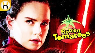 The Last Jedi Review ROUNDUP and Rotten Tomatoes Score