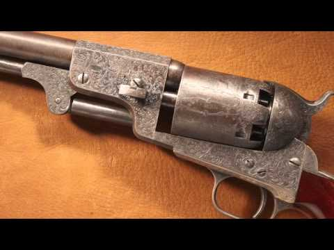 NFM Treasure Gun - Engraved Dragoons and Other Early Colt Percussion  Revolvers