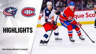 nhl-highlights-blue-jackets-canadiens-11-12-19