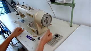 Improviso de costureira – Gambiarra pra encher bobinas