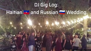 Dj Gig Log | Wedding Gig October 26, 2019 | Fun Crowd | Lit