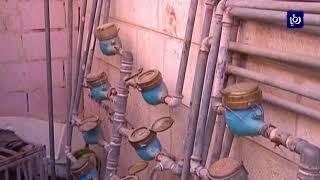 إعادة ضخ مياه  لبعض المناطق التي حصل تأخير بأدوارها نتيجة أعمال صيانة - (16-2-2018)