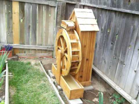 Another Waterwheel Video Youtube