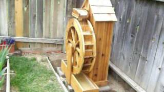 Another Waterwheel Video!