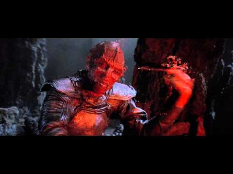 Enemy Mine  You! Ugly! Head!