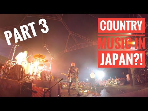 Playing Country Music in...Japan?! (PART 3/4) | Life On The Road | Touring Musician | Travel Vlog