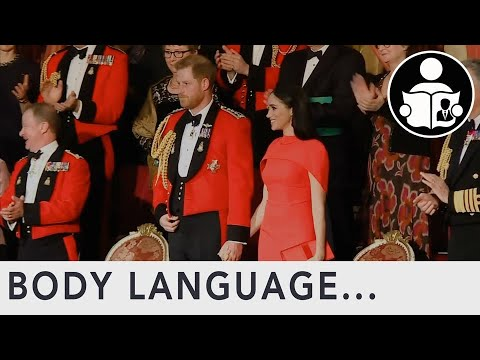 Body Language: Prince Harry And Meghan Markle
