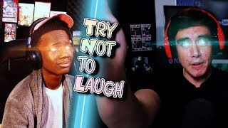Try Not To Laugh Challenge (ft. Kubz Scouts)