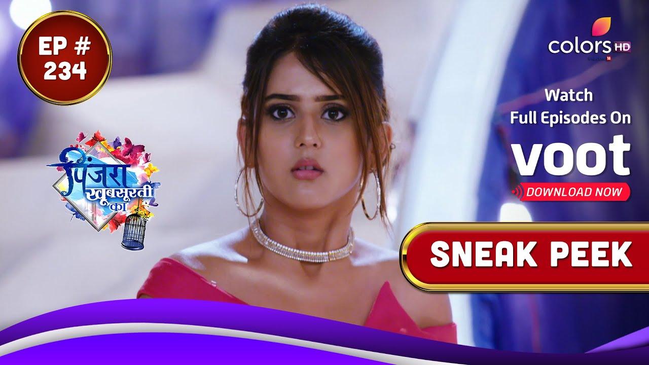 Download Pinjara Khubsoorti Ka   पिंजरा खुबसूरती का   Episode 234   Coming Up Next